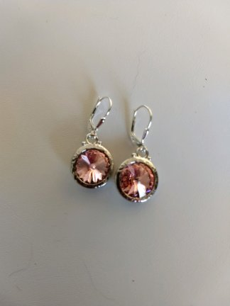 Swarovski Stone Earrings