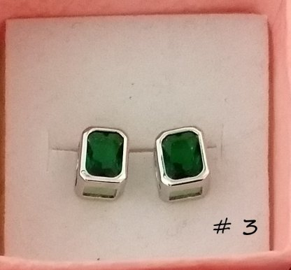 Sterling-Silver-stud-earrings $15